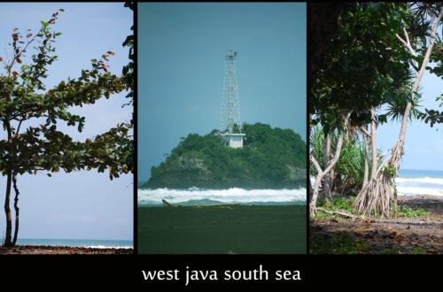 Pantai Selatan Jawa Barat