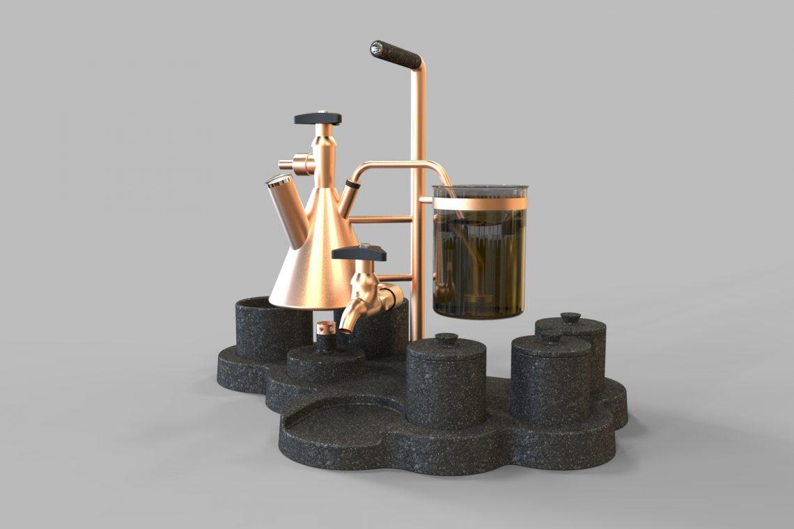 Merbabu Coffee Maker