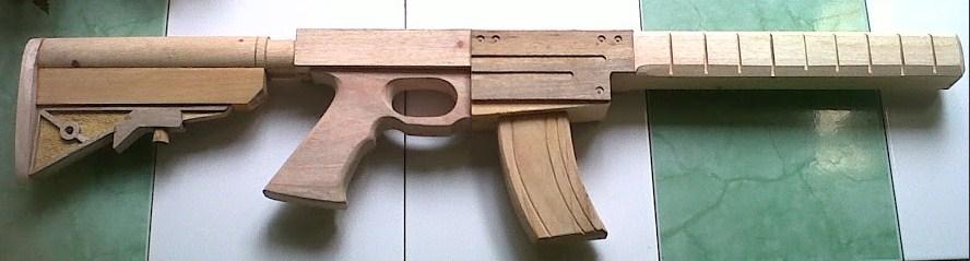 popor dan senapan